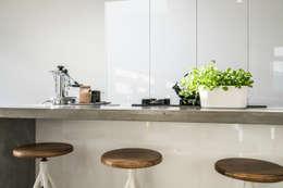 مطبخ تنفيذ Masters of Interior Design