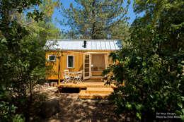 Sol Haus Design - Vina's Tiny House - Exterior 1: minimalistische Häuser von Chibi Moku