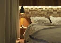 modern Bedroom by Open Village