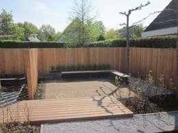 GroenerGras Hoveniersが手掛けた庭