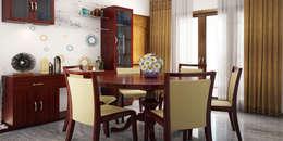 Magnificent: classic Bedroom by Premdas Krishna