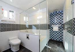浴室 by 코원하우스