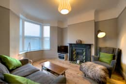 Limetree, Plymouth: minimalistic Living room by ADG Bespoke