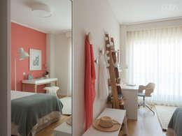 Dormitorios de estilo moderno de MUDA Home Design