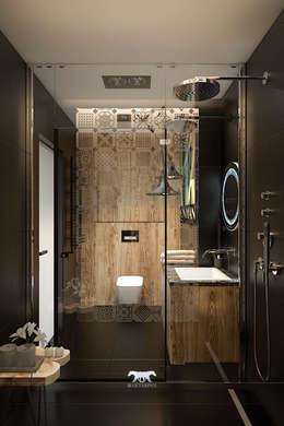 Phòng tắm by BLUETARPAN