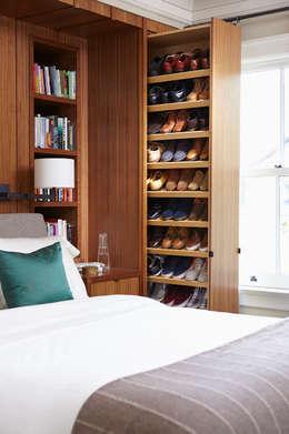 classic Bedroom by Douglas Design Studio