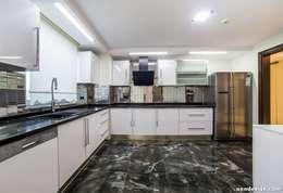 minimalistic Kitchen by Onn Design