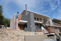 New Private Home in Llandudno: modern Houses by Gallagher Lourens Architects