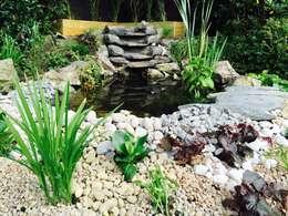 klassischer Garten von Garden Ninja Ltd