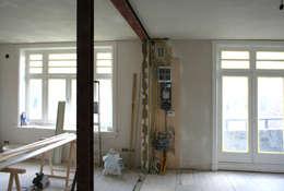 BAARSJES RENOVATION:   door Kevin Veenhuizen Architects