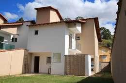 Casas de estilo moderno por Jrmunch Arquitetura