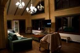 Гостиная: Гостиная в . Автор – Open Village