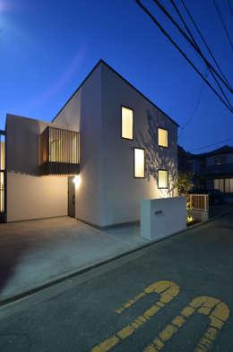 保谷O邸: 遠藤誠建築設計事務所(MAKOTO ENDO ARCHITECTS)が手掛けた家です。
