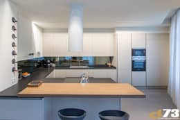 modern Kitchen by Studio D73