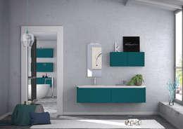 Baños de estilo minimalista por krayms A&D - Fa&Fra