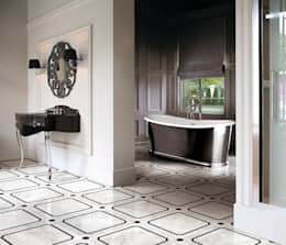 Baños de estilo clásico por Devon&Devon UK