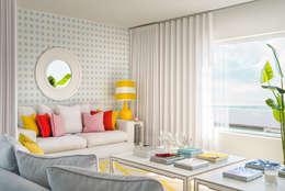 غرفة المعيشة تنفيذ Prego Sem Estopa by Ana Cordeiro