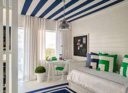 Dormitorios de estilo moderno de Prego Sem Estopa by Ana Cordeiro