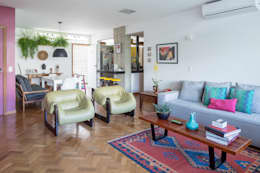 غرفة المعيشة تنفيذ Joana França
