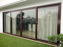 Ventanas de estilo  por Green Home Solution