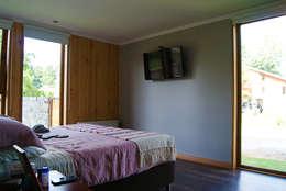 Dormitorio principal : Dormitorios infantiles de estilo moderno por Smartlive Studio