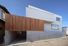 scandinavian Houses by 一級建築士事務所haus
