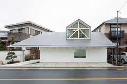บ้านและที่อยู่อาศัย by 富永大毅建築都市計画事務所