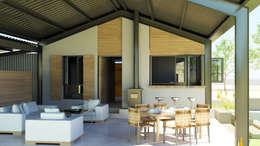 Nhà by Edge Design Studio Architects