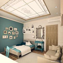 mediterranean Nursery/kid's room by Iv-Eugenie