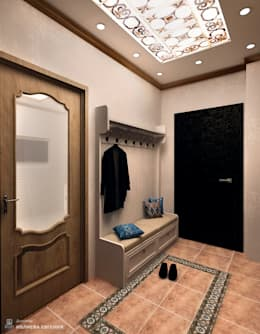 Corridor & hallway by Iv-Eugenie