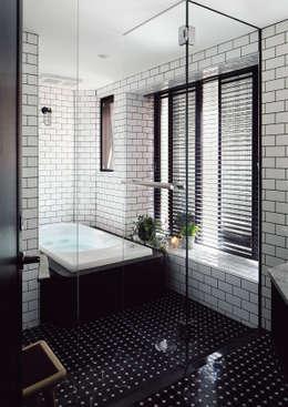 classic Bathroom by タイル通販「タイルパーク」 (株)TNコーポレーション