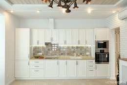 Projekty,  Kuchnia zaprojektowane przez metrixdesign