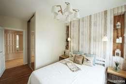 Dormitorios de estilo mediterraneo por metrixdesign