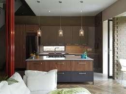 modern Kitchen by Human Voice Architects