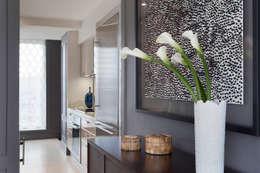 Loft Design: modern Kitchen by Joe Ginsberg