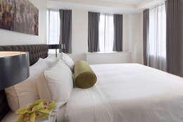 Bedroom Design: modern Bedroom by Joe Ginsberg