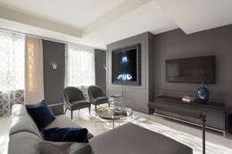 Living Room : modern Living room by Joe Ginsberg