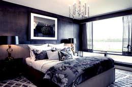 Bedroom - The Pearl: modern Bedroom by Joe Ginsberg
