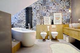 Ванные комнаты в . Автор – MOTHI.form