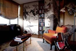 Living Room: eclectic Living room by Joe Ginsberg