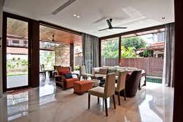 客廳 by ming architects