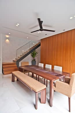 餐廳 by ming architects