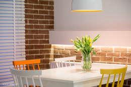 Comedores de estilo escandinavo por Dessi