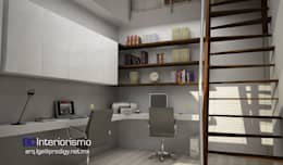 modern Study/office by homify