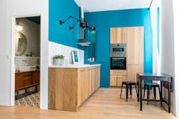 eclectic Kitchen by Insides