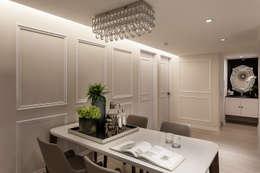 classic Dining room by 祥祥設計有限公司