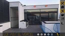 LOMAS DEL VERGEL/LG: Terrazas de estilo  por ADC arquitectos