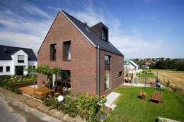 Дома в . Автор – Architekturbüro Quittmann