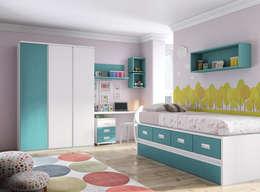 غرفة الاطفال تنفيذ CREA Y DECORA MUEBLES