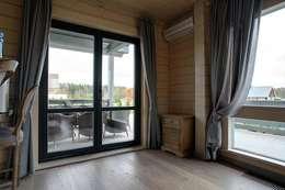moderne Slaapkamer door GOOD WOOD